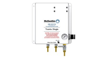 INDUSTRIAL GAS BELNDERS FROM MCDANTIM, INC.