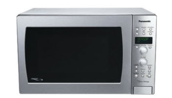 Convection Built-In/Countertop Microwave Oven with Inverter Technology