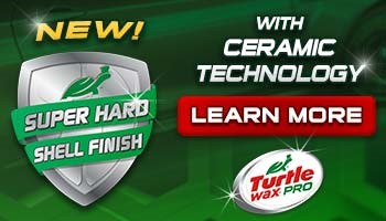 INTRODUCING SUPER HARD SHELL FINISH, BOOST YOUR TOP WASH PACKAGE!