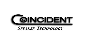 Coincident Speaker Technology