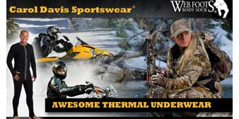 Carol Davis Thermal Underwear