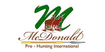 McDONALD PRO HUNTING
