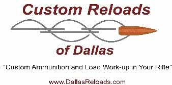 Custom  Reloads of Dallas