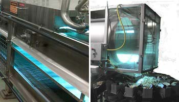 Steril-Aire UVC Solutions for Food Processing: Food Safety Under a New Light