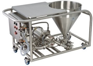 Fastfeed Powder Induction System
