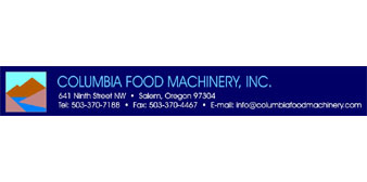 Columbia Food Machinery Inc