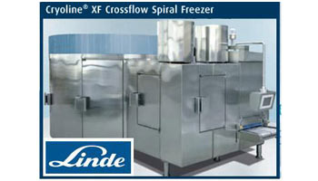 CRYOLINE® XF Spiral Freezer
