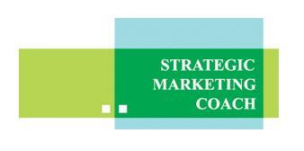Strategic Marketing Coach