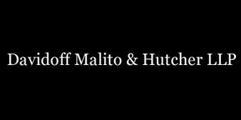 Davidoff Malito & Hutcher LLP