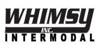 WHIMSY Inc. dba WHIMSY Trucking