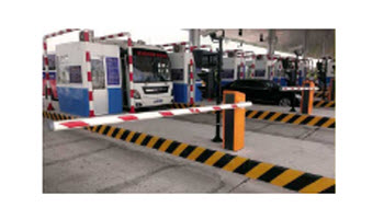 Toll barriers