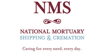 National Mortuary Shipping and Cremation