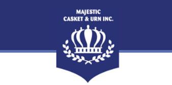 Majestic Casket & Urn