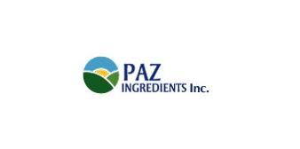 Paz Ingredients Inc