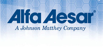 Alfa Aesar - A Johnson Matthey Co.