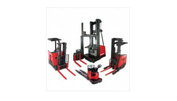 New Electric Lift Trucks