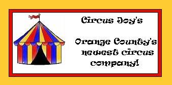 Circus Joy!