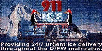911 Ice