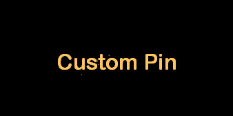 Custom Pin & Design