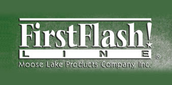 First Flash! Line/Moose Lake Products Company