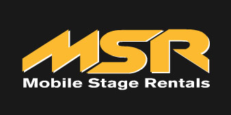 MSR - Mobile Stage Rentals