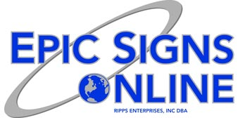 Epic Signs Online