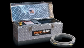 General's New Stainless Steel Hose  Boosts Water Jet Cleaning Power