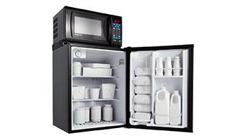 Microwaves , Refrigerators