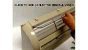 PTAC Deflector