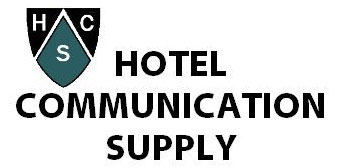 #1 Hotel Communication Supply