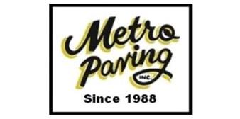 Metro Paving Inc.