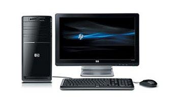 HP Pavilion p6142p-b Desktop Computer