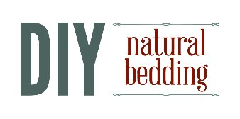 DIY Natural Bedding