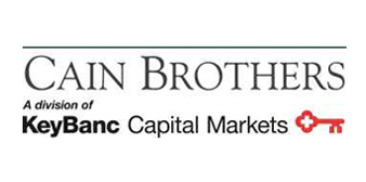 Cain Brothers a division of KeyBanc Capital Markets