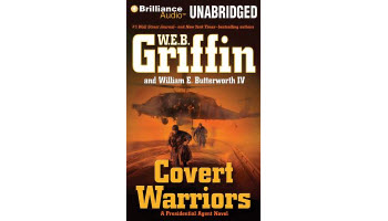 Covert Warriors - Brilliance Audio