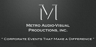 Metro Audio Visual Productions, Inc.