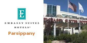 Embassy Suites Hotel Parsippany