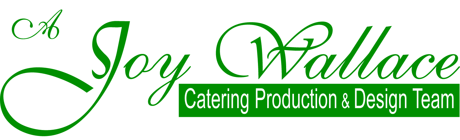 A Joy Wallace Catering Production & Design Team