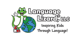 Language Lizard (BILINGUAL BOOKS for Children)