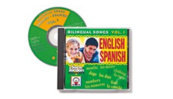 BILINGUAL SONGS ENGLISH / SPANISH