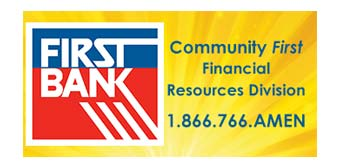Community First Financial Resources/First Bank
