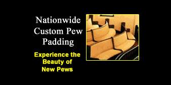Nationwide Custom Pew Padding