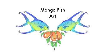 Mango Fish Art