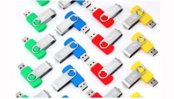 i-Ecko Flip 4GB USB Drives
