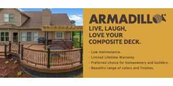 Armadillo Deck