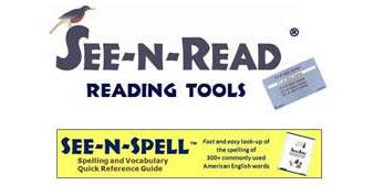 See-N-Read® Reading Tools & See-N-Spell™ Spelling Guide