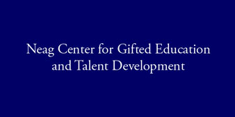 University of Connecticut Neag Center for Gifted E