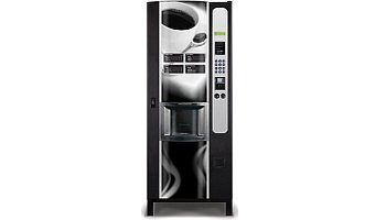 Hot Beverage Vending Machine