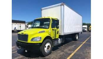 Betten Trucks, Inc  box trucks : B-3283