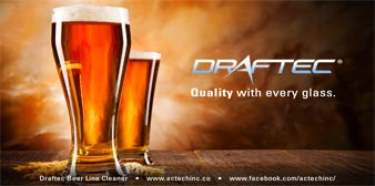 Applied Cleaning Technologies / DRAFTEC Beer Line Cleaner